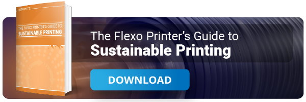 flexo printer's guide to sustainable printing