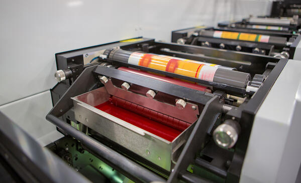 how flexographic printing works
