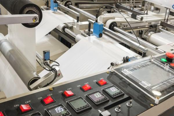 printing industry standards flexo printing commercial printer  Luminite