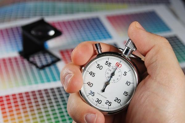 improving flexo printing speeds