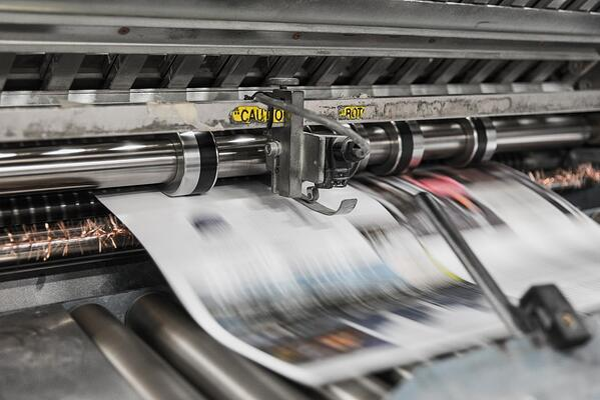 narrow web flexo printing