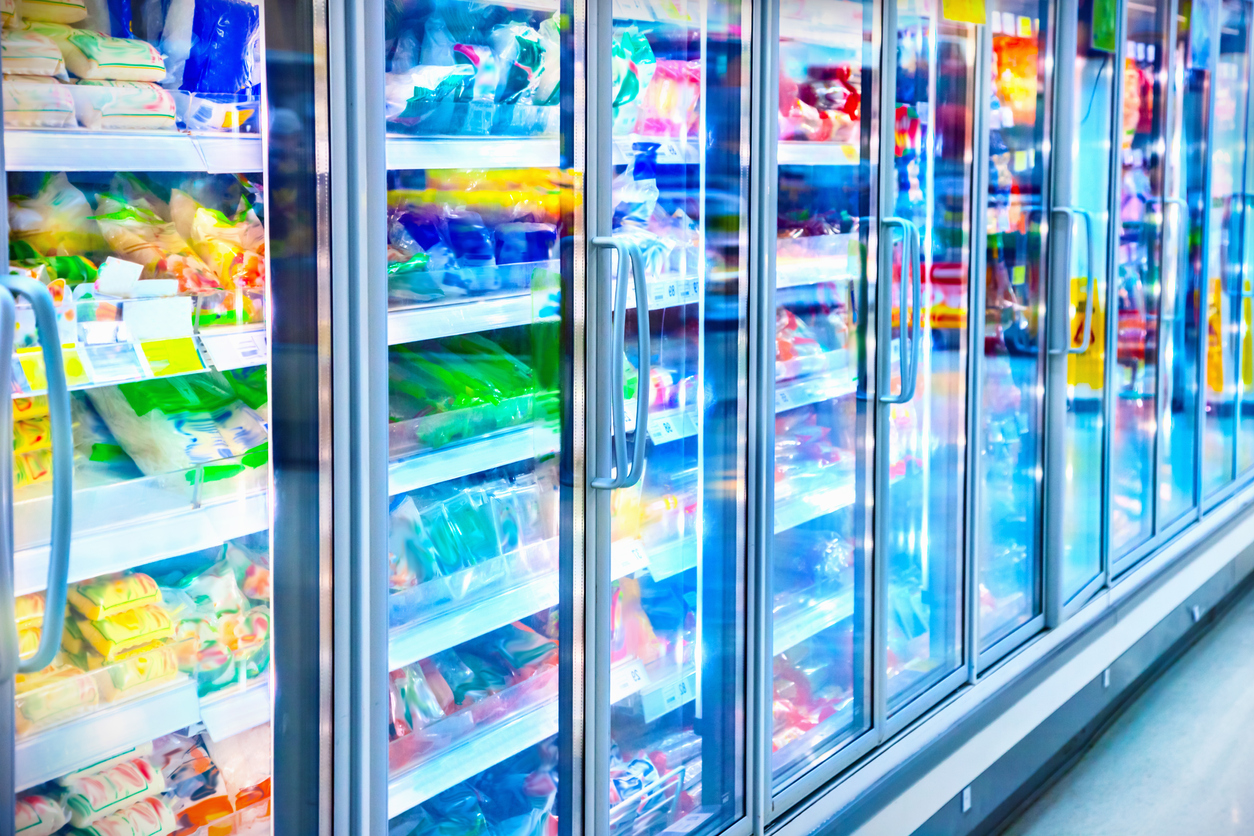 frozen product packaging considerations