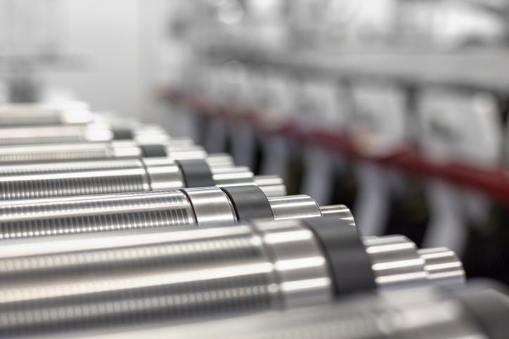 Flexographic Printing Materials - Flexo rolls